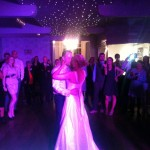 first dance at the swan newby bridge