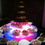 chocolate fountain mitton hall