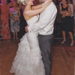 First dance taken from Hello! magazine