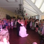 first dance at Gibbon Bridge