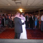 first dance at Norton Grange