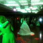 first dance @ Armathwaite hall