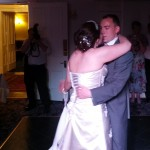wedding dj springfield house