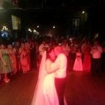 wedding dj park hall