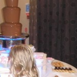 liverpool chocolate fountain