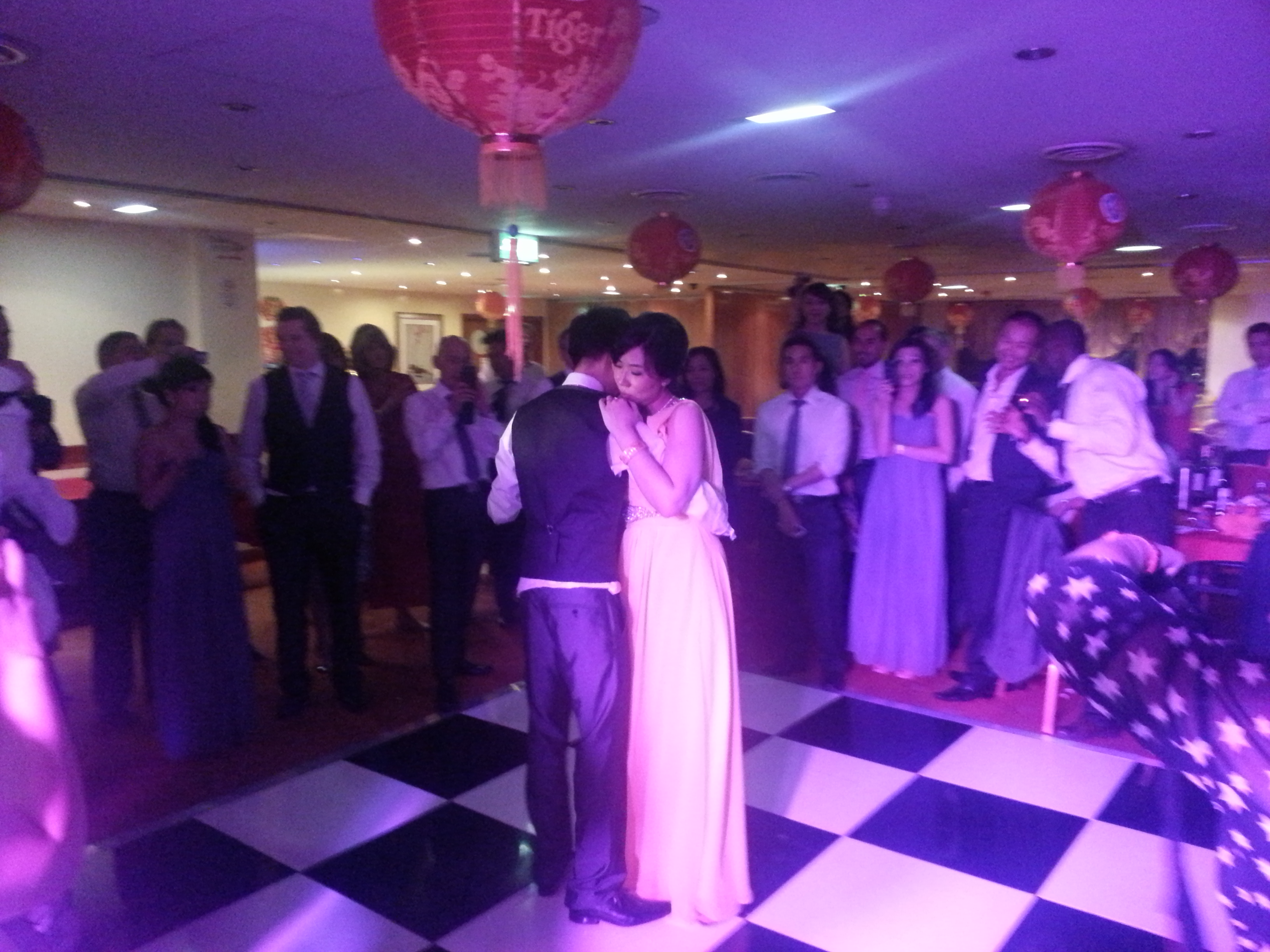 AndyB Events DJ Amp Dance Floor Hire Chinese Wedding Manchester