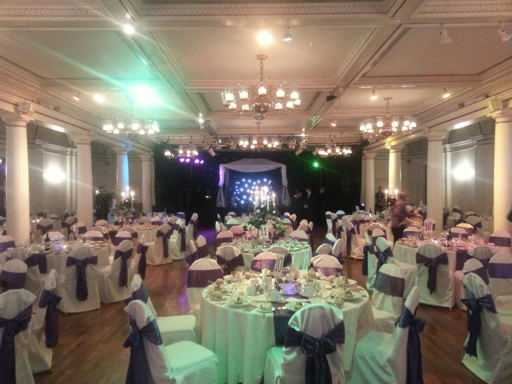 Andyb Events 187 Wedding Dj Bolton Albert Halls