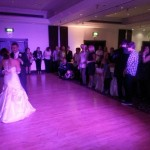 first dance haydock thistle