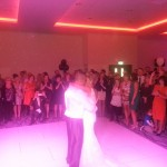 wedding dj salford city reds