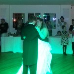 wedding DJ mitton hall