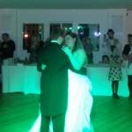 wedding DJ mitton hall
