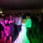 Guests join in for the 2nd dance