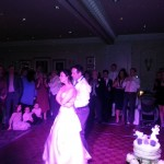 wedding dj wood hall hotel