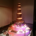 chocolate fountain hire lancashire