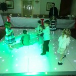 dance floor hire Blackburn
