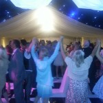 wedding dj kirkham