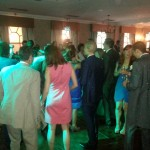 Guests joining in the 2nd dance