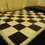 dance floor hire chorley