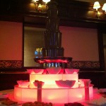 chocolate fountain hire lytham st annes