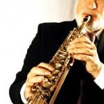 saxophonist preston