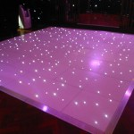 dance floor hire north west