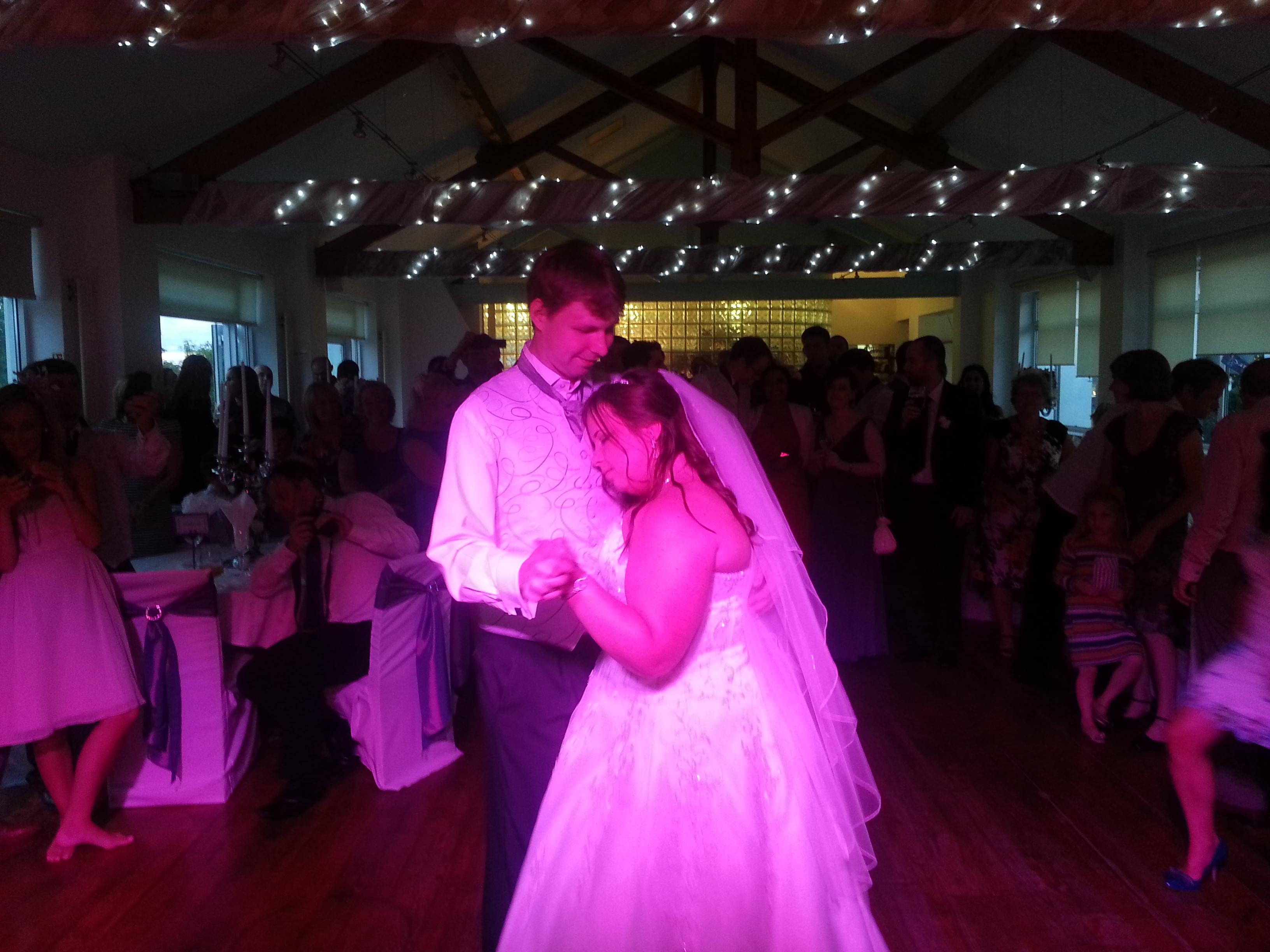 AndyB Events Wedding DJ Bellavista Rochdale