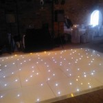 dance floor hire chester