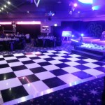 dance floor hire Blackpool
