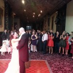Wedding disco crewe hall