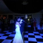 wedding dj haslington hall
