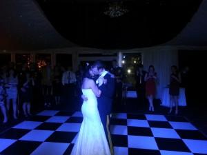 wedding dj haslington hall
