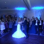 wedding dj wood hall