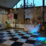 dance floor hire lancashire