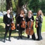 String Quartet lancashire