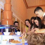 chocolate fountain hire fleetwood