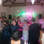 wedding dj belmount hall
