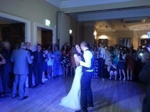 wedding dj racquet club liverpool