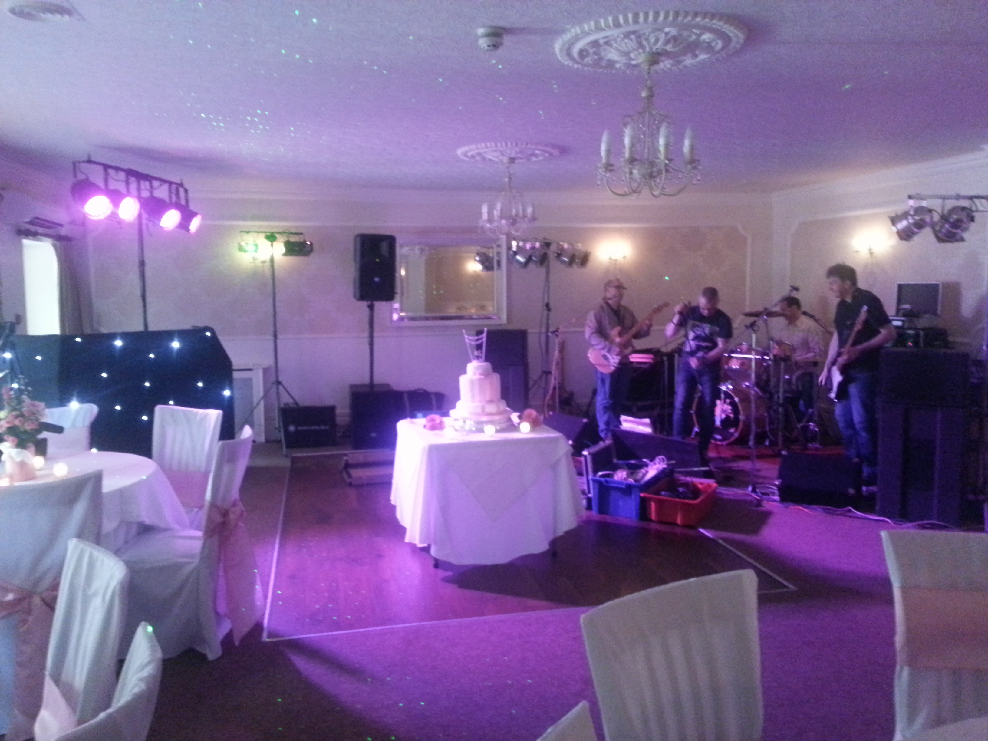 Andyb Events 187 Wedding Dj Hire Singleton Lodge