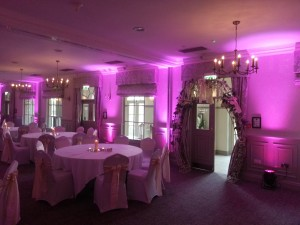 wedding discos cheshire