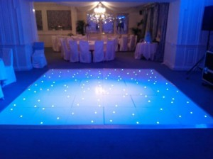dance floor hire clitheroe