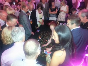 fun casino tables