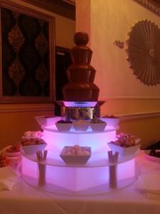 chocolate fountain chadderton