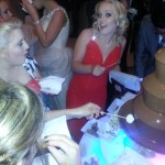 chocolate fountain hire victoria hotel