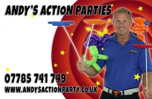 kids entertainer lancashire