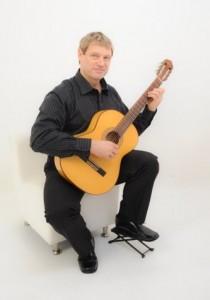 guitarist preston