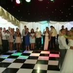 wedding DJ soughton hall