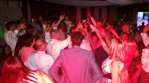 wedding disco davenport green hall
