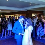 wedding dj wrightington country club