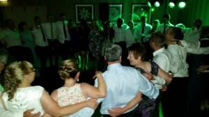 wedding disco wrightington