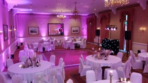wedding dj shrigley hall